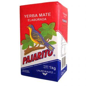 Yerba Mate Pajarito Elaborada Loose Tea 1kg