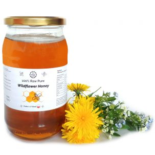 Wildflower honey- honey of a thousand flowers