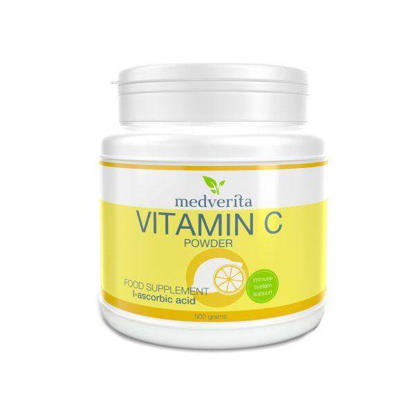 Natural Vitamin C Powder 500g