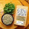 NATURALVITA PEA sprouting seeds for microgreens