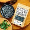 NATURALVITA Organic Black Sunflower Sprouting Seeds